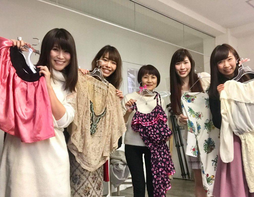 【イベント】パーソナルカラー×フリーマーケット