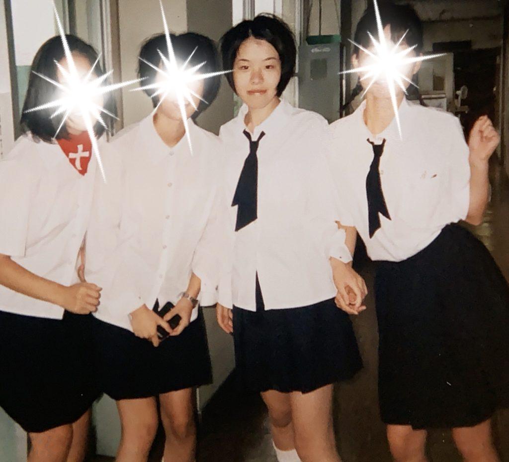 世界に一つだけのタカラモノ。  パーソナルhistory♡写真集〜プラン作成への道 その3〜中学・高校〜自分で選ばなかった大後悔。